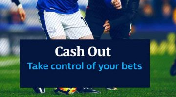 Which bookmakers offer cash out
