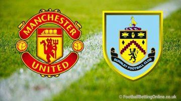 Manchester United vs Burnley Prediction
