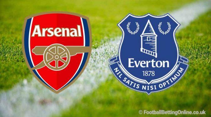 Arsenal vs Everton Prediction (23-02-2020)