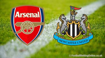 Arsenal vs Newcastle United Prediction