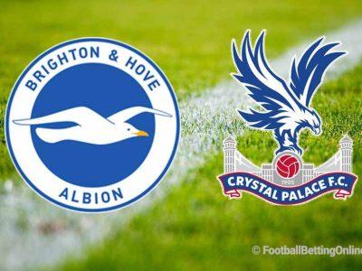 Brighton & Hove Albion vs Crystal Palace Prediction