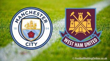 Manchester City vs West Ham United Prediction
