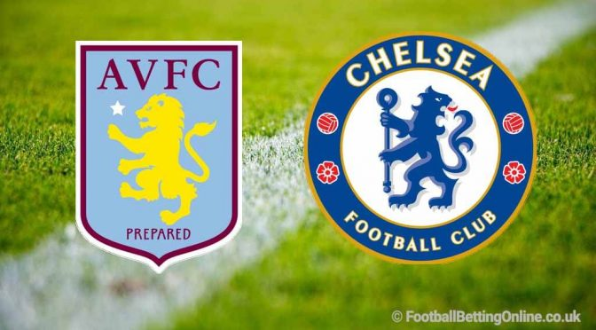 Aston Villa vs Chelsea Prediction (21-06-2020)