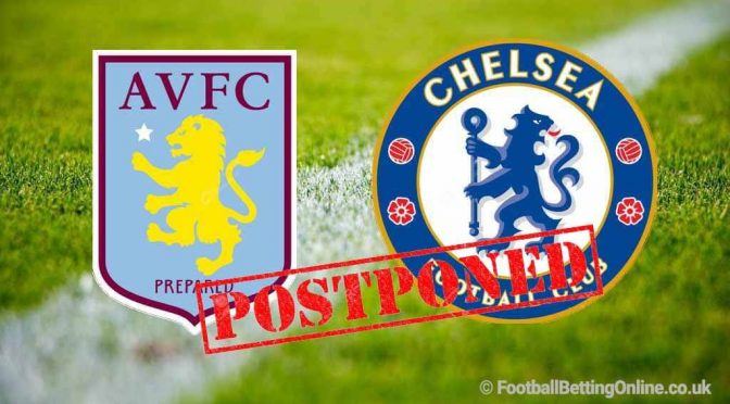 Aston Villa vs Chelsea Prediction (14-03-2020)
