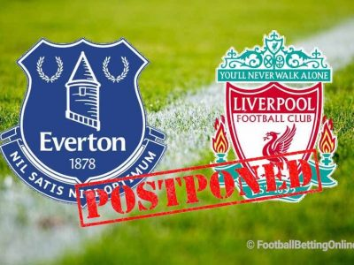 Everton vs Liverpool Postponed