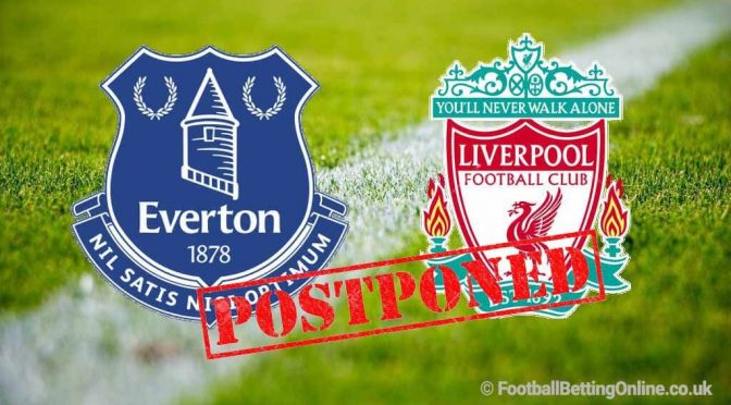 Everton vs Liverpool Prediction (16-03-2020)