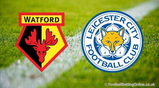Watford vs Leicester City Prediction (20-06-2020)