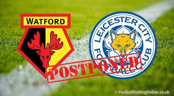 Watford vs Leicester City Prediction (14-03-2020)