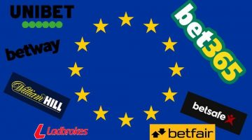 Bookmakers from the EU