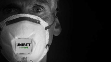 Unibet COVID mask