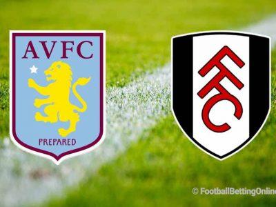Aston Villa vs Fullham Prediction