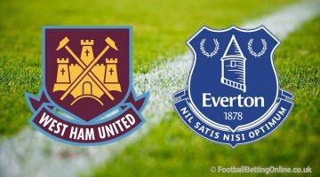 West Ham United vs Everton Prediction