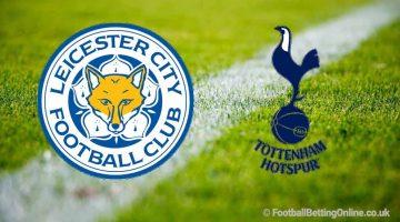 Leicester City vs Tottenham Hotspur Prediction
