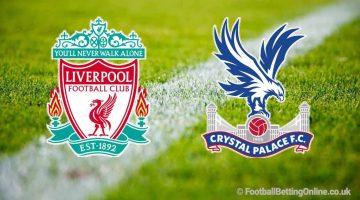 Liverpool vs Crystal Palace Prediction