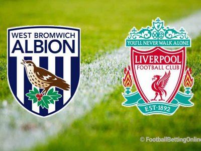 West Bromwich Albion vs Liverpool Prediction